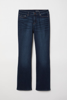 H&M+ Shaping Bootcut Jeans