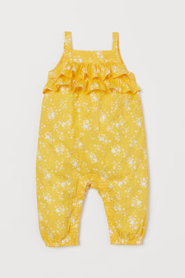 44f61de1a Baby Girl Clothes - Shop for your baby online | H&M IN