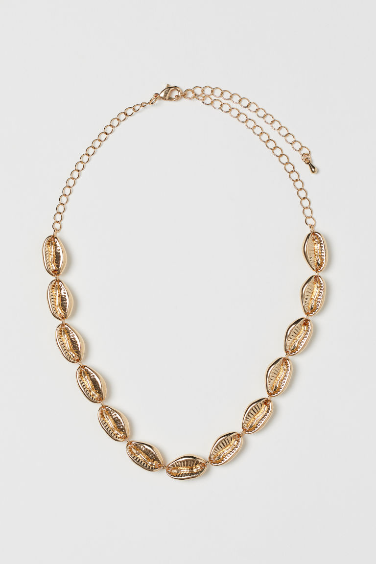 Necklace - Gold-colored - Ladies | H&M CA