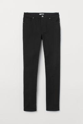 ac08d1aa80f0 Kalhoty Skinny Fit