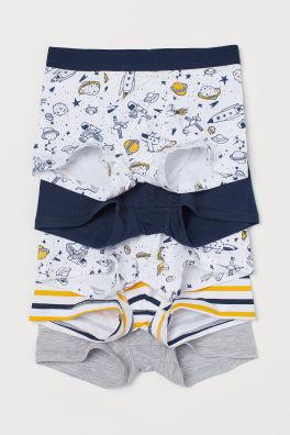 a92b3639f561ea Unterwäsche und Nachtwäsche für Jungen – Bequeme Unterwäsche | H&M DE
