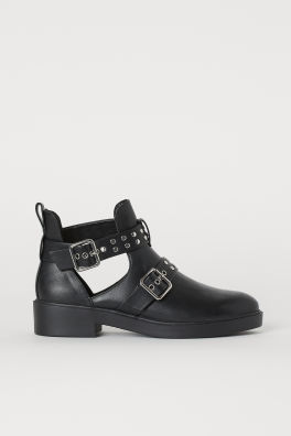 74d03b9217081 Women's Ankle Boots | Flat & Heeled | H&M US