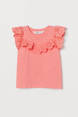 5f8f1acbcec Tops y camisetas para niña - 18m/10a | H&M ES