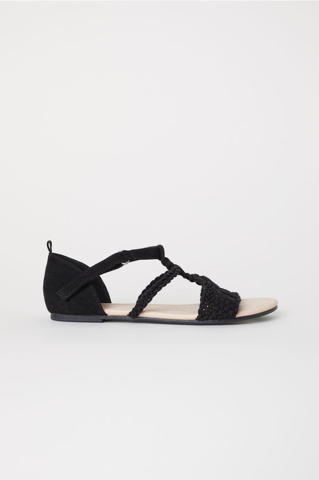 fd7783dac Sandals - Black - Kids