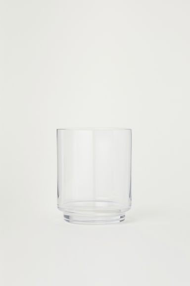 Drinkglas - Helder glas - HOME | H&M BE