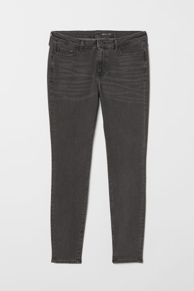 H&M+ Shaping Skinny Jeans - Grau - Ladies | H&M AT
