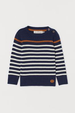 f180c228fb Pullover und Cardigans für Jungen – Größe 92-140 | H&M DE
