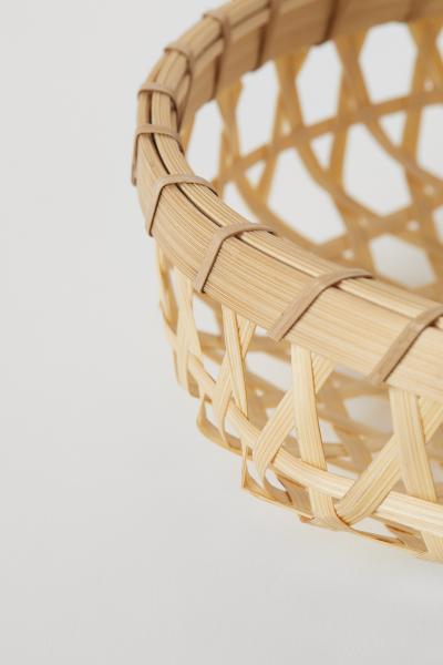 H&M - Cesta de pan de bambú - 2