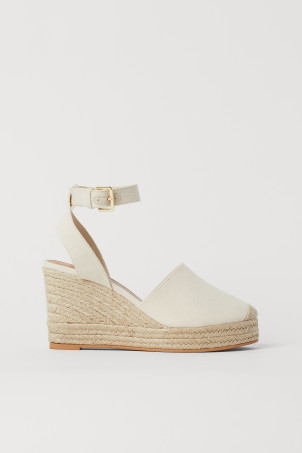Wedge-heel EspadrillesModel
