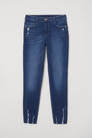 Skinny Regular Ankle Jeans