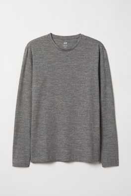 T-shirts manches longues   H M FR 66cdd350545e