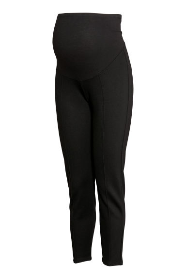 MAMA Leggings - Black -  | H&M