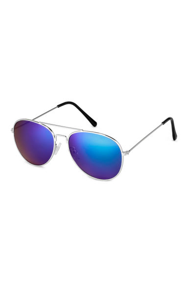 Sunglasses - Silver-coloured -  | H&M