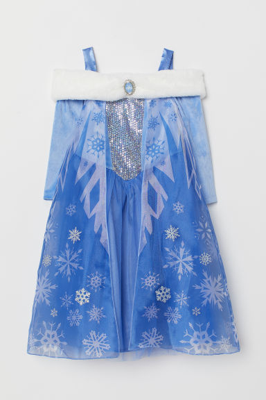 Fancy dress costume - Light blue/Frozen - Kids | H&M GB