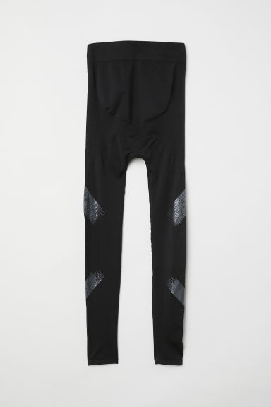 MAMA Leggings sportivi - Nero - DONNA | H&M IT