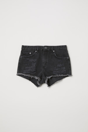 Short en jean Skinny Regular
