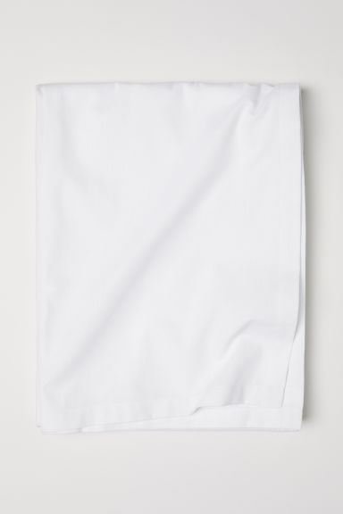 Nappe en coton - Blanc - Home All | H&M FR