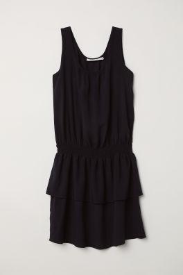 18598cb092 Sukienka bez rękawów