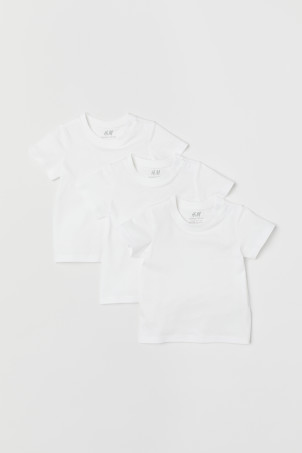 3-pack T-shirts