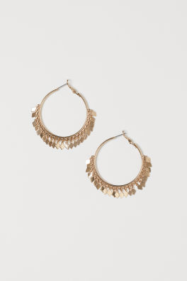 f884c8297d676a Earrings For Women | Hoops, Pearls & Studs | H&M US
