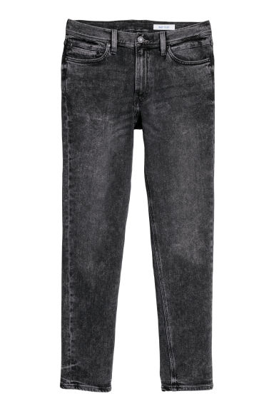 360° Flex Slim Jeans - Grey-black - Men | H&M