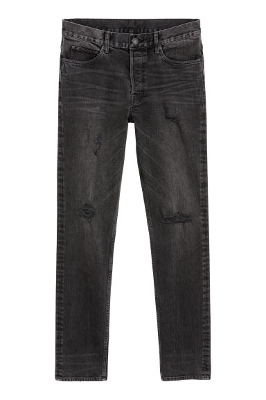Slim Jeans - Black -  | H&M