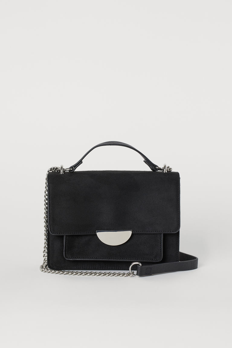 Small Shoulder Bag - Black - Ladies | H&M US