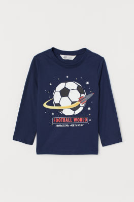 1105336541b7d Boys Tops & T-shirts - 18 months - 10 years - Shop online | H&M US