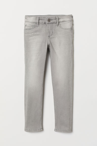 Superstretch Skinny Fit Jeans - Grey -  | H&M