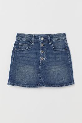 Mädchenkleidung – 8 - 14+ Jahre - Online einkaufen   H M CH 1e876db495