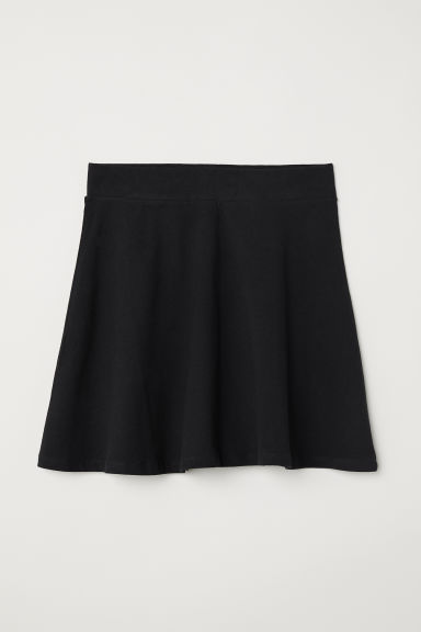Circle Skirt - Black -  | H&M US