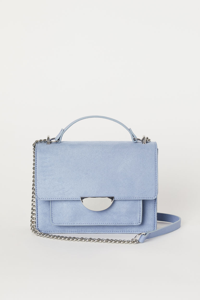 Small shoulder bag - Light blue -  | H&M CN