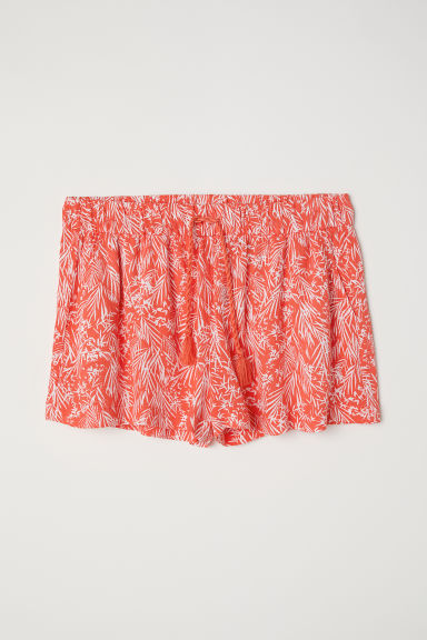 Shorts fantasia - Corallo - DONNA | H&M IT