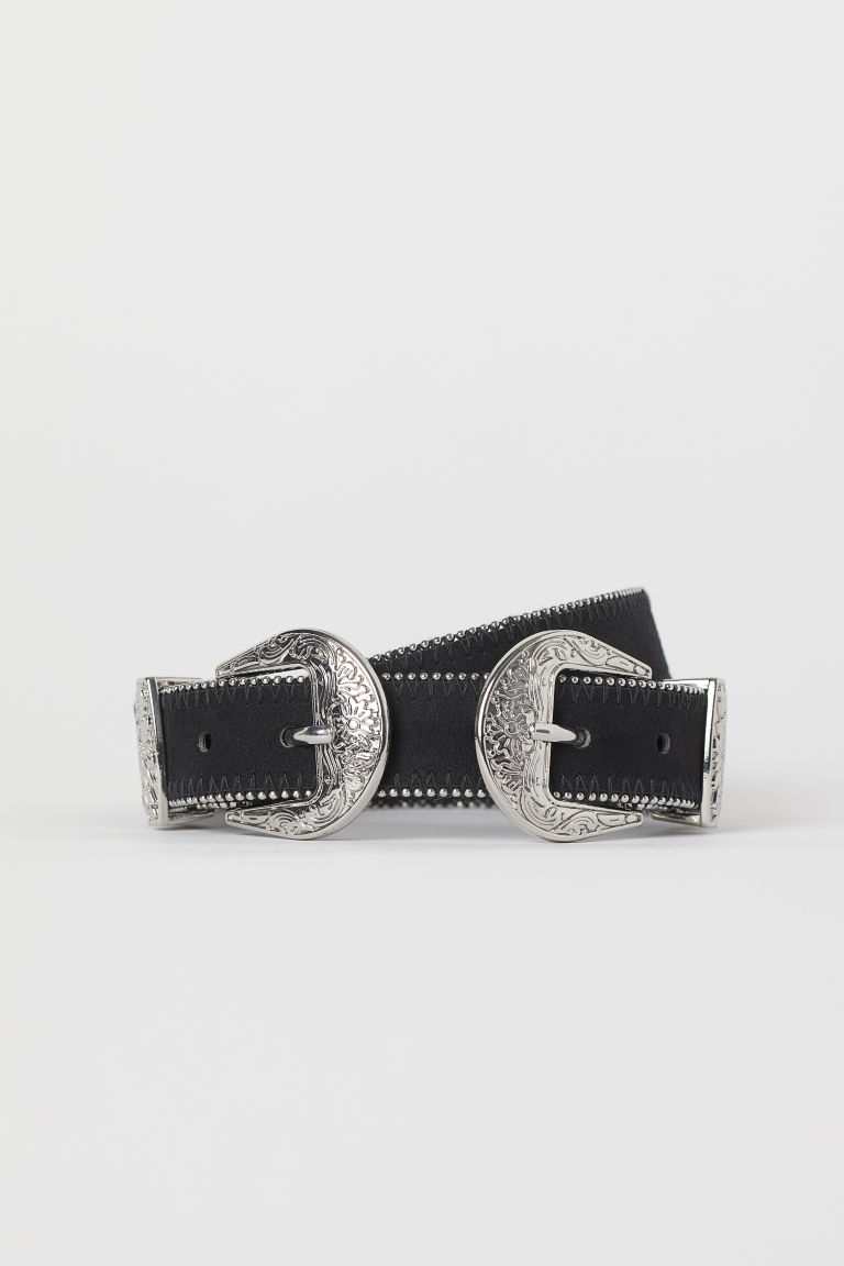 Waist belt - Black -  | H&M CN
