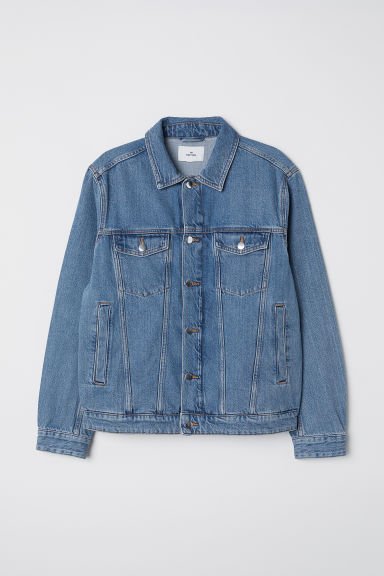 Denim jacket - Denim blue -  | H&M