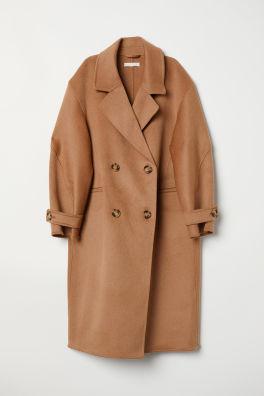 84fa0dcf439 Пальто из смесового кашемира