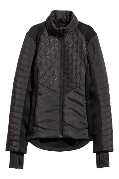 Outdoor jacket - Black -  | H&M