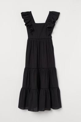 db8dd8ab340 Maxi Dresses | Long Summer & Occasion Dresses | H&M GB