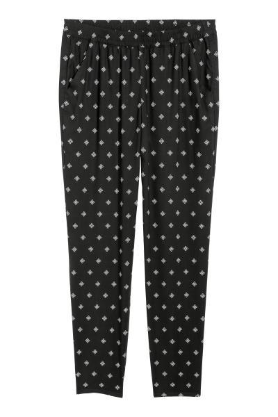 H&M - Pantalon en viscose - 1