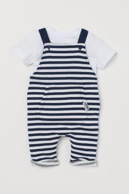 7d857ba5 Ropa para bebés niño - 4m-4Y   H&M ES