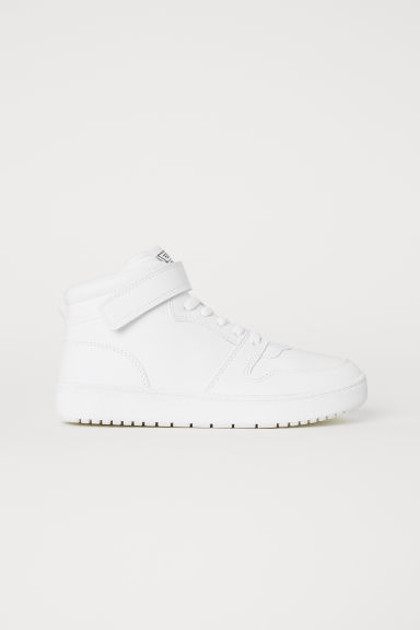 Hi-top trainers - White -  | H&M