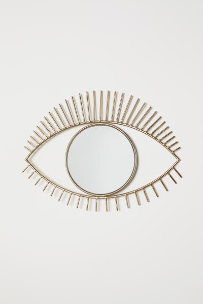 H&M - Miroir en forme d'œil - 1