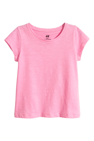 Tricot shirt - Roze - KINDEREN | H&M BE