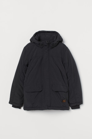 Padded Hooded Parka