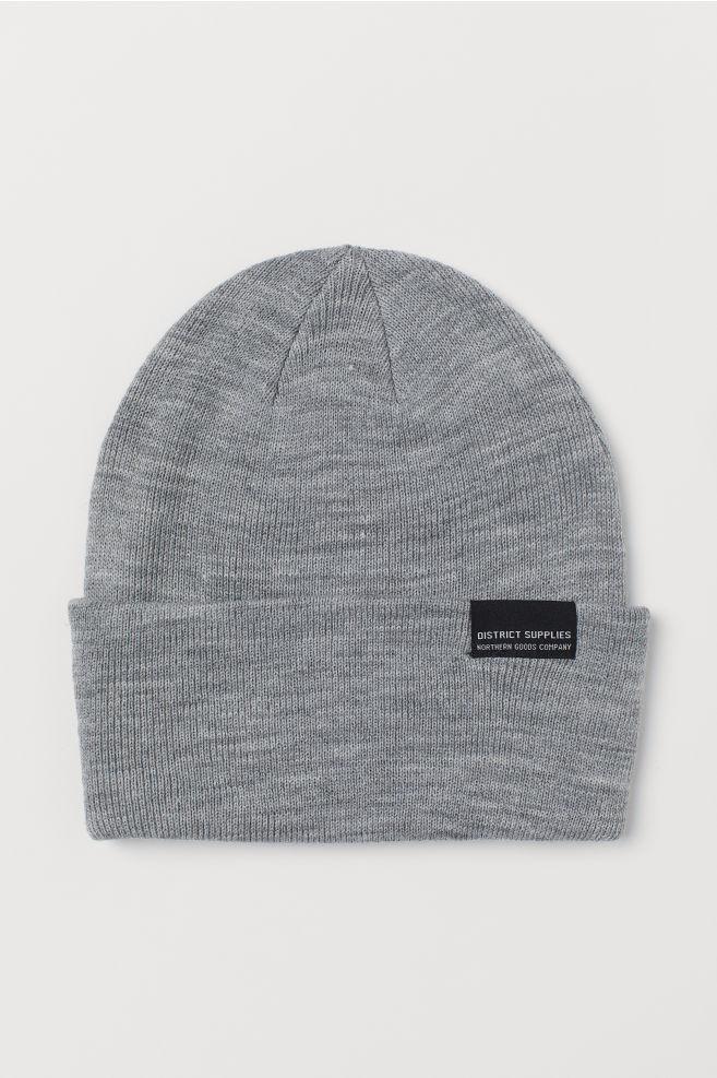 2727a8fba Fine-knit hat