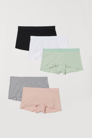 5-pack boxer briefs