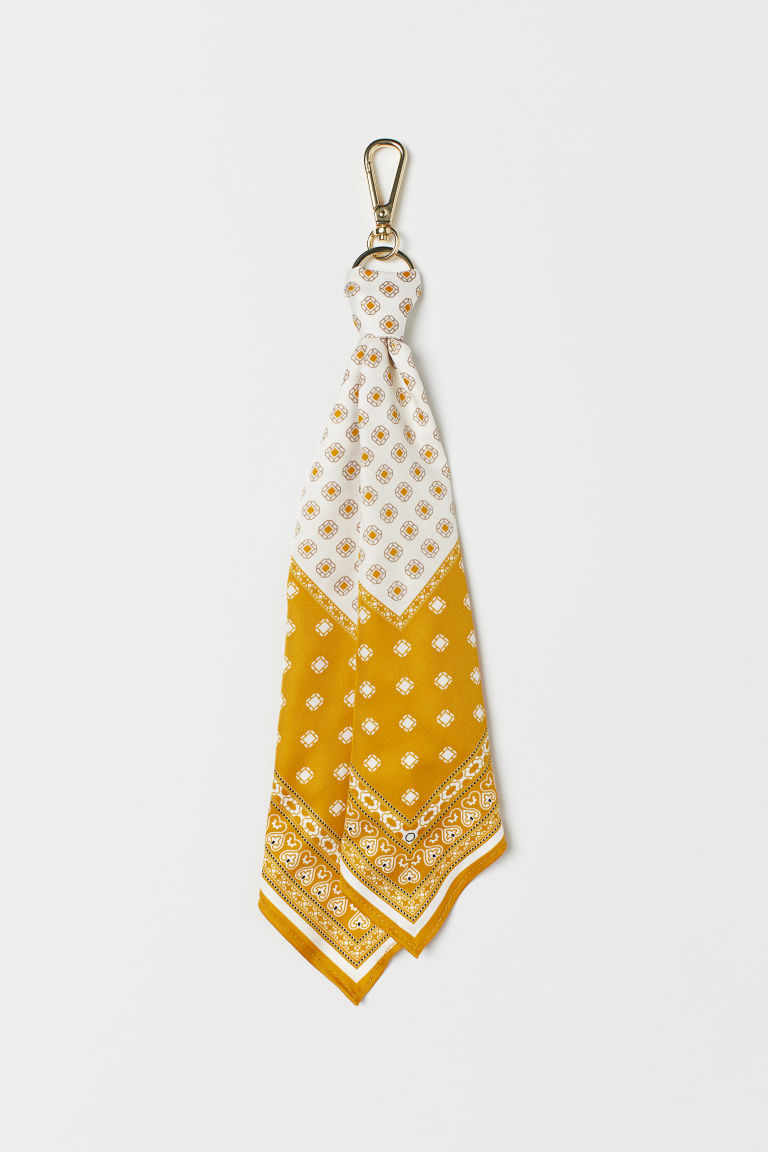Handbag Accessory - Yellow/patterned - Ladies | H&M CA