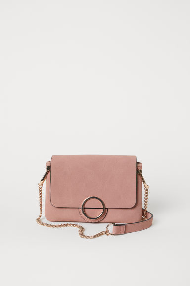 Shoulder bag - Powder pink - Ladies | H&M