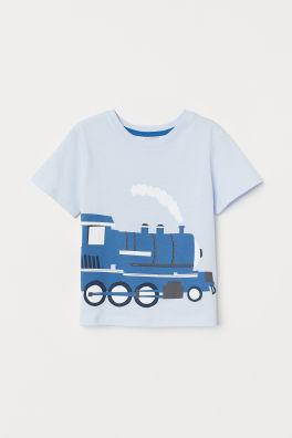 68d29ebf4f Fiúfelsők és -pólók – 18 hónaptól 10 éves korig | H&M HU