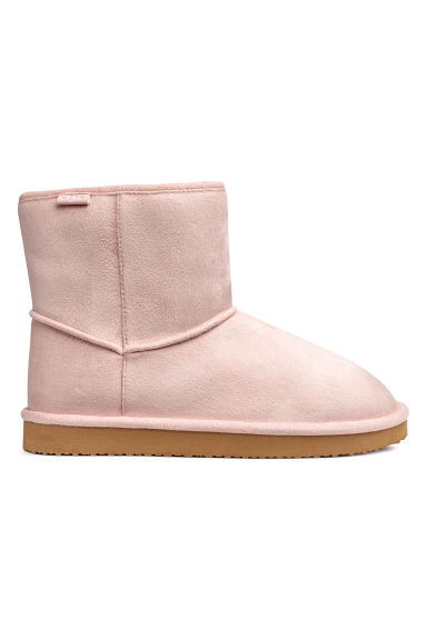 Soft boots - Light pink -  | H&M IE